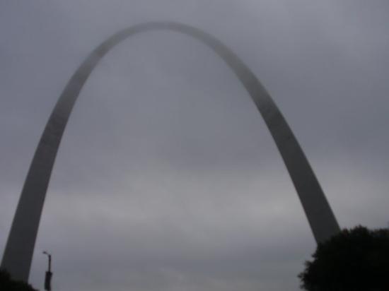 The Gateway Arch ภาพถ่าย