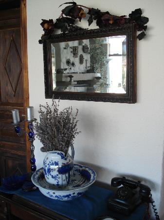Sedirli Ev: The beautifully decorated living room