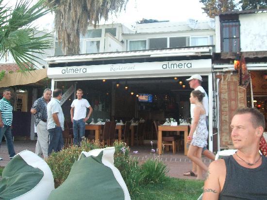 Almera Restaurant : The Almera