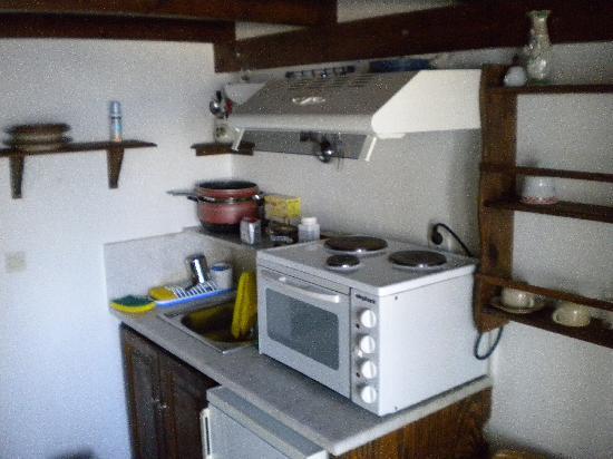 Casa Francesca & Musses Studios: cucina