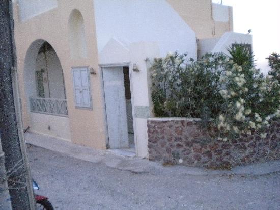 Casa Francesca & Musses Studios: ingresso al complesso