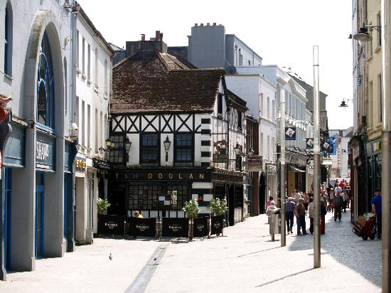 Вотерфорд, Ирландия: Waterford city centre