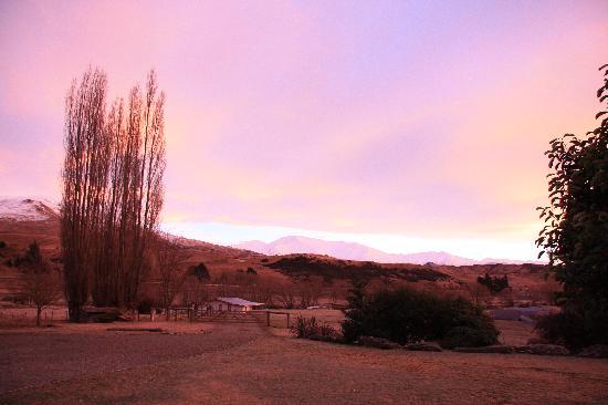 Waiorau Homestead: View from Waiorau