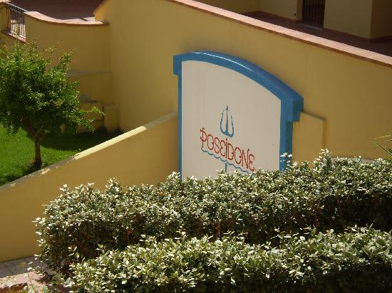 La Reggia di Nausicaa Club Resort: Residence poseidone