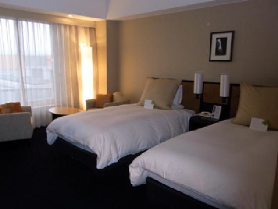โรงแรมแกรนเวีย เกียวโต: スーペリアツインのお部屋