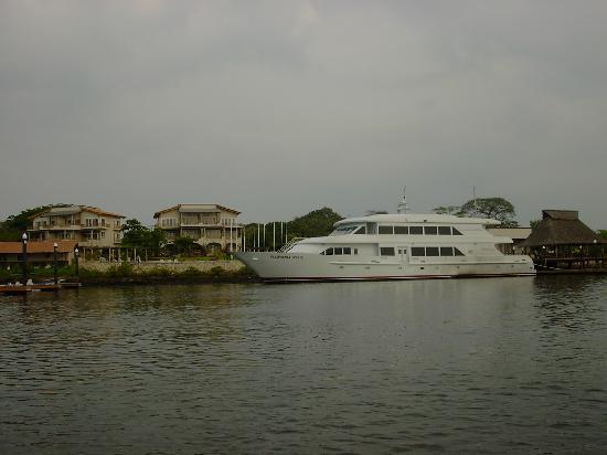 Marina Puesta del Sol : Yates lujosos llegan a Marina Puesta del dol