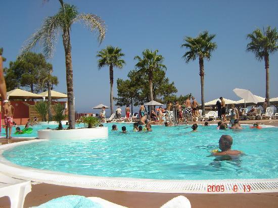 Borgo, ฝรั่งเศส: la piscine