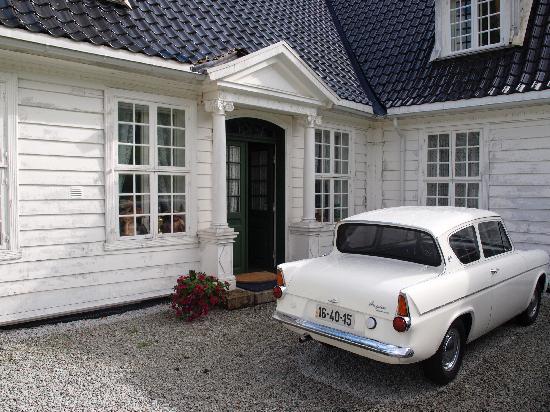 B & B  Askelund Futegard: l'ingresso