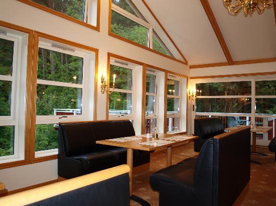 Grande Fjord Hotel: il ristorante