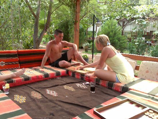 Kibala Hotel: board games