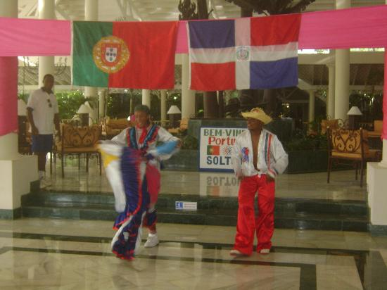 Grand Bahia Principe El Portillo: Welcoming