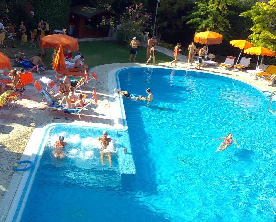Hotel Eliseo Terme: piscina esterna