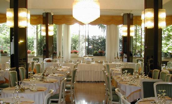 Hotel Eliseo Terme: hotel eliseo - ristorante