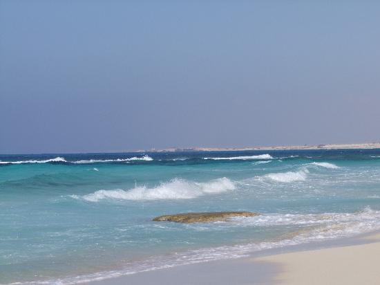 Jaz Almaza Beach Resort: MARE