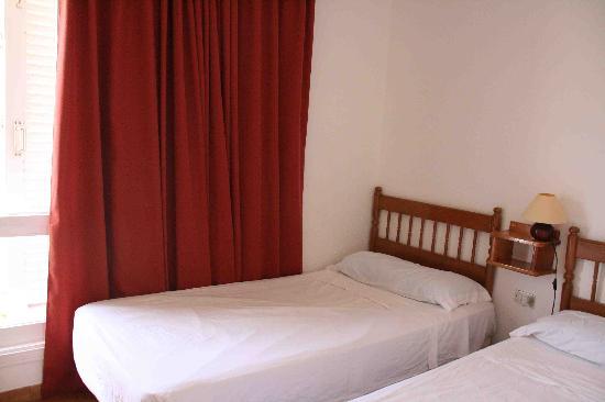 Los Tarajales: Schlafzimmer