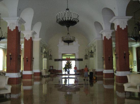 Valentin Imperial Riviera Maya: Main Lobby