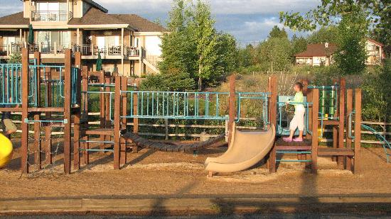 Hotel McCall: The playground at Brown Park