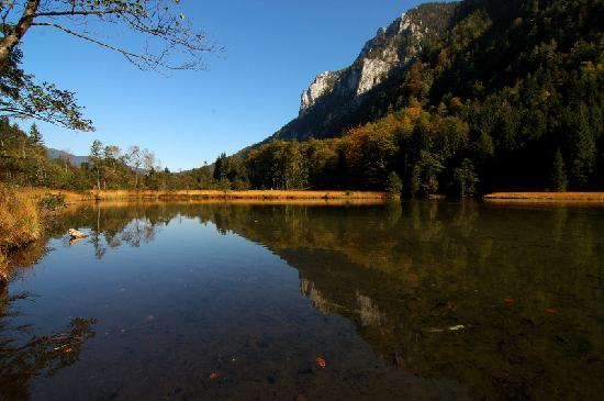 Inzell, Germany: Falkensee