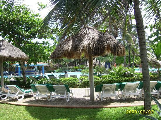 Hotel Riu Playacar: piscina