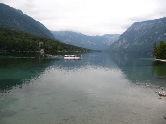 Skofja Loka, Slovenien: Lake Bohinj