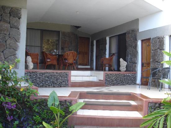 O'tai Hotel: habitaciones