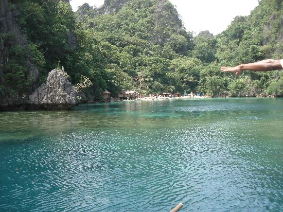 Busuanga Island Paradise: The lovely Lake