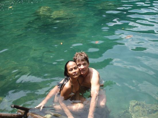 Busuanga Island Paradise : My most beautiful man Patrick