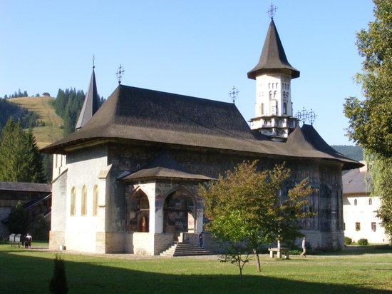 Sucevita Monastery 7