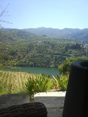 Santa Cruz do Douro, Portugal: a room with a view