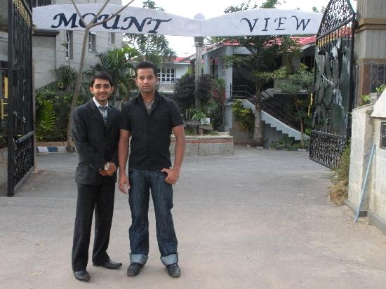 Mount View Resort: a glimpse