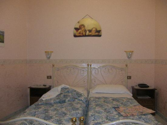 Hotel Principe Amedeo: A double room