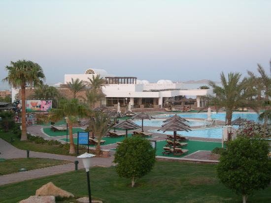 Coral Beach Resort Montazah: il villaggio
