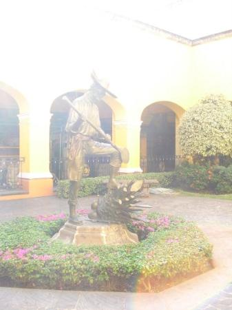 Bilde fra La Rojena