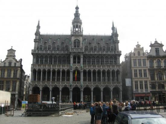 แกรนด์เพลซ: Groot Markt, Grand place Bryssels