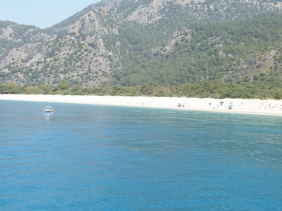 Oludeniz: Olu Deniz beach - gorgeous