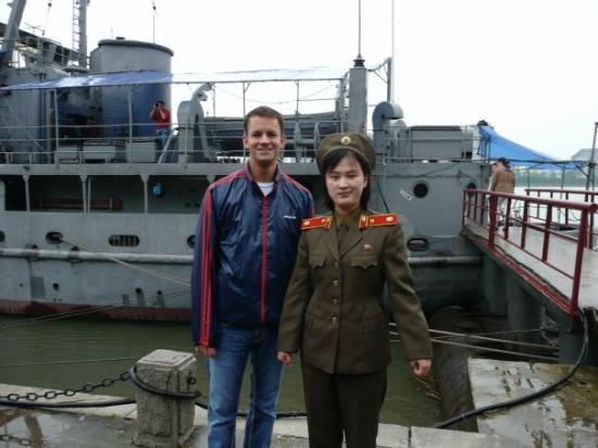 Pyongyang, North Korea USS Pueblo