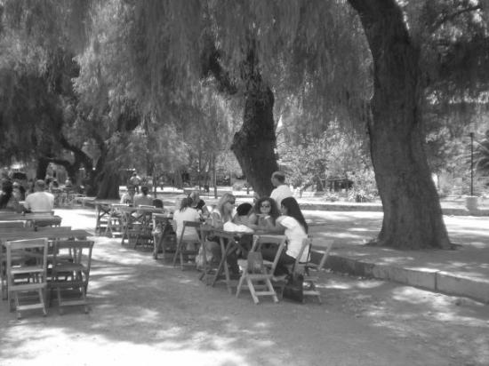 San Marcos Sierras, Argentina: Plaza San Marcos Sierra