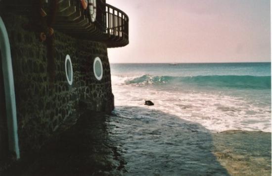 Sal, Cabo Verde: ocho de agua