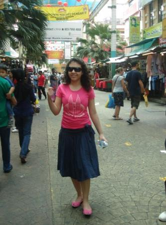 Chinatown - Kuala Lumpur: China Town