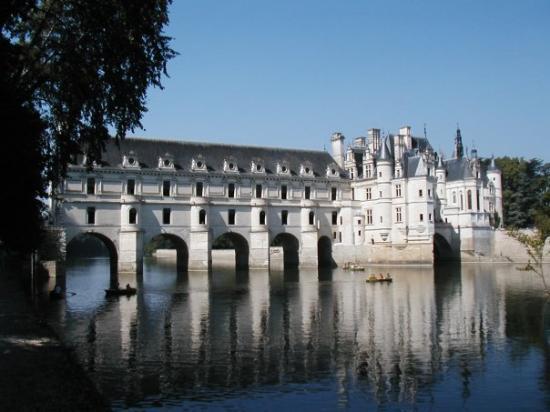 Château de Chenonceau : Chateau de Chenonceaux, Loire Valley, France
