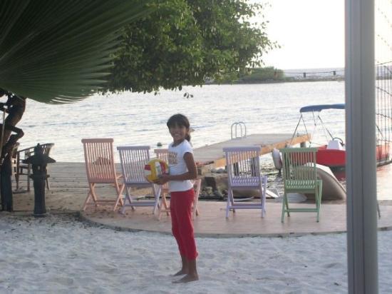 Oranjestad, Aruba: Keily