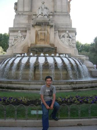 Plaza de Espana: Plaza España