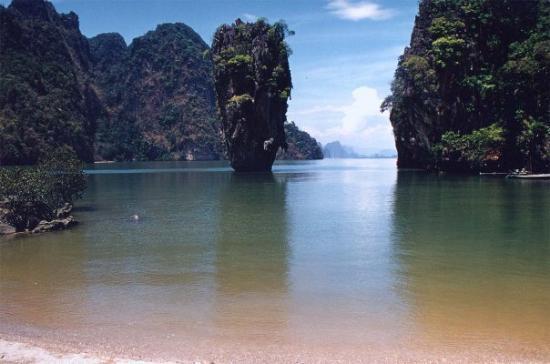 เกาะตะปู: James Bond Island.... Phang Nga Thailand
