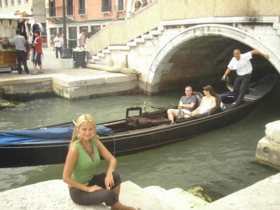 Arsenale di Venezia: Gondolero y yop