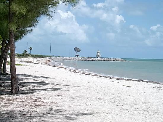 Key West Marriott Beachside Hotel Fort Zachary Taylor Beach