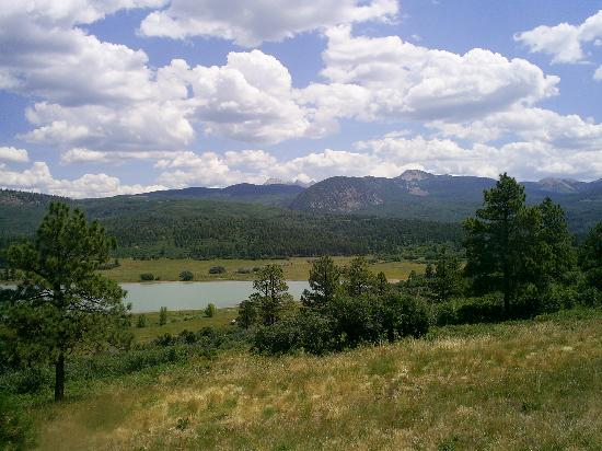 Echo Basin Cabin and RV Resort: Great Views!