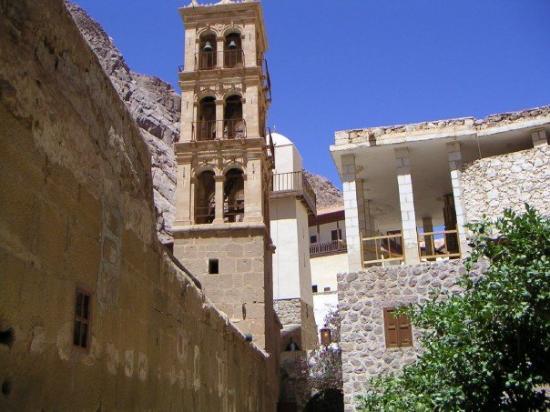 Mount Sinai: St Catherines Monastry