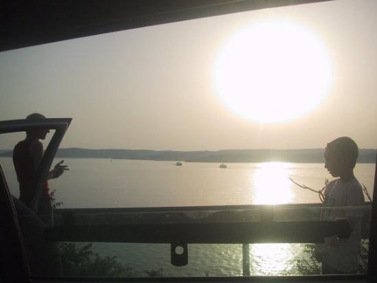 รับ, โครเอเชีย: on the way to the ferry Kroatien