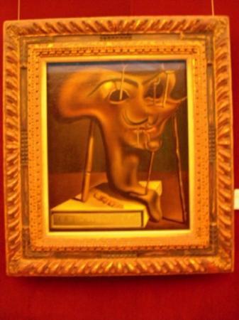 ฟิกเกอร์ส, สเปน: son auto-portrait