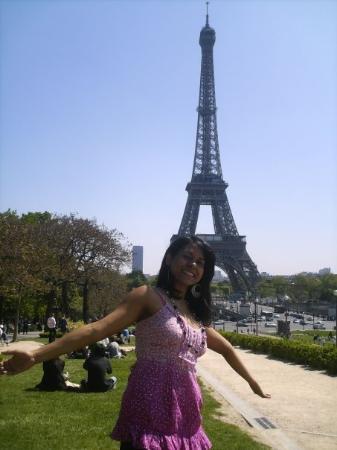 ปารีส, เท็กซัส: Voilà Paris! Je t'aime <3